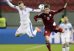 Latvijos rinktinė Baltijos taurėje žais pajėgiausios sudėties