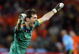 I. Casillasas baigia karjerą Ispanijos rinktinėje