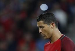 L. Figo rekordą pagerinęs C. Ronaldo: tai pasiekti norėjau ne tokiu būdu