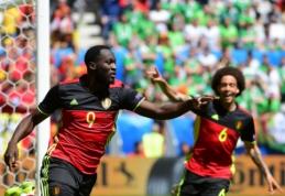 Belgija antrajame kėlinyje sutriuškino airius (FOTO, VIDEO)