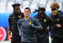 """""""EURO 2016"""" dienos rungtynės: Belgija - Airija (apžvalga)"""