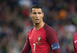 Iššifruoti paniekinantys C.Ronaldo žodžiai islandui