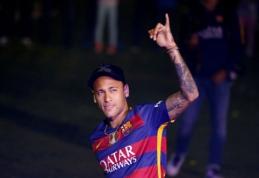 Agentas: trys klubai yra pasiruošę išpirkti Neymaro kontraktą