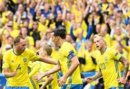 E grupėje - Švedijos ir Airijos rinktinių lygiosios (VIDEO, FOTO)