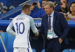 Anglų spauda: pergalė išsprūdo, nes buvo pakeistas W. Rooney