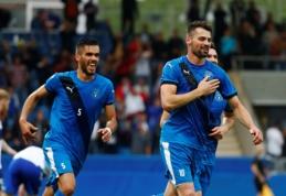 Kosovas atvertė naują savo futbolo istorijos puslapį