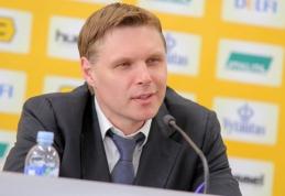 E. Jankauskas: buvome verti daugiau, vartai buvo kaip užburti (+ kiti komentarai)