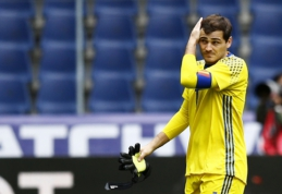 I. Casillasas - daugiausiai rungtynių už rinktinę sužaidęs futbolininkas Europoje