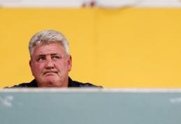 """S. Bruce'as pasitraukė iš """"Hull City"""" trenerio pareigų"""