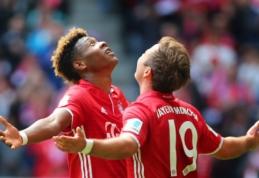"D. Alaba: Gotze buvo svarbi ""Bayern"" dalis"