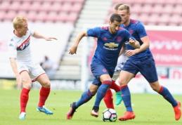 """J. Mourinho debiutas pažymėtas pergale prieš """"Wigan"""" (VIDEO)"""