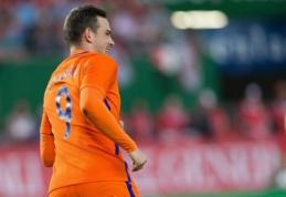 """Oficialu: """"Tottenham"""" įsigijo Olandijoje sužibusį puolėją V. Jansseną"""