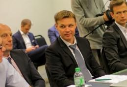 """E.Jankauskas: norėtųsi, kad """"Lietavos"""" entuziazmas neišblėstų"""