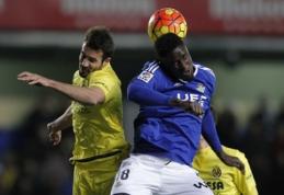 "Oficialu: ""Villarreal"" įsigijo A. N'Diaye"