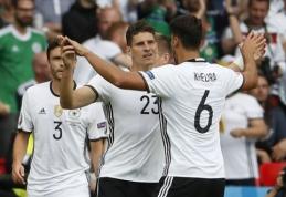 M. Gomezui Europos čempionatas jau baigėsi, S. Khedira - nežinioje