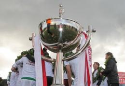 """LFF taurės pusfinalyje - """"Žalgirio"""" ir """"Atlanto"""" dvikova"""