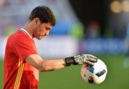 Baigėsi I. Casillaso era Ispanijos rinktinėje (atskleista sudėtis)