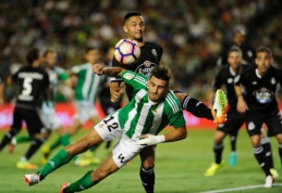 Ispanijos pirmenybėse - dvejos lygiosios  (VIDEO)