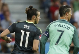 Kas taps geriausiu Europos futbolininku? (apklausa)