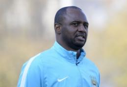 """P. Vieira: """"Arsenal"""" trūksta fizinės jėgos ir asmenybių"""