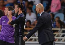 Z. Zidane'as: G. Bale'o laukia svarbūs metai