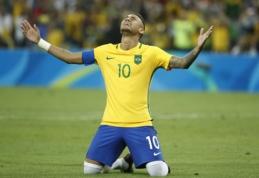 Neymaras: dabar mano kritikai turėtų užsičiaupti