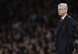 """Su Anglijos rinktine siejamas A. Wengeras: mano prioritetas yra """"Arsenal"""""""