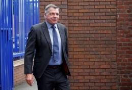 Oficialu: S. Allardyce'as liko be darbo