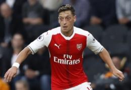 """""""Arsenal"""" pranešė liūdną naujieną M. Ozilui"""
