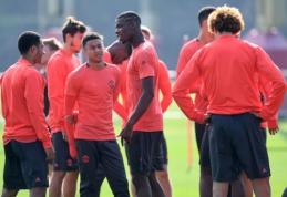 """Europos lygos dienos rungtynės: """"Feyenoord"""" - """"Man Utd"""""""