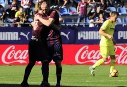 """""""Eibar"""" palaužė """"Villarreal"""", """"Las Palmas"""" panaikino trijų įvarčių deficitą ir išplėšė lygiąsias (VIDEO)"""