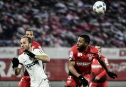 """""""Monaco"""" pakilo į pirmąją """"Ligue 1"""" vietą (VIDEO)"""