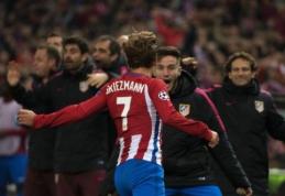 Juanfranas: Griezmannas man sakė, kad pasirodys Madrido derbyje