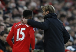 "D. Sturridge'as nori palikti ""Liverpool"""