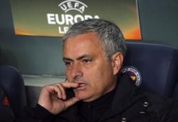 Antausį Turkijoje gavęs J. Mourinho išsiliejo ant žaidėjų