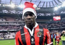 """Prancūzijoje - tris taškus atnešęs M. Balotelli dublis ir """"Lyon"""" pergalė prieš """"Monaco"""" (VIDEO)"""