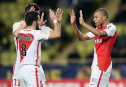 """Prancūzijos lygos taurėje - """"Nice"""" nesėkmė bei dar 7 """"Monaco"""" įvarčiai"""