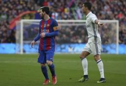 """""""Auksinio kamuolio"""" rinkimų atomazga: L. Messi, C. Ronaldo ar A. Griezmannas? (apklausa)"""