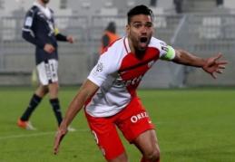 "Prancūzijoje - R. Falcao hat-trickas bei ""Monaco"" ir ""Marseille"" pergalės (VIDEO)"