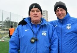 """""""Lietavos"""" treneris P. Kušlykas: """"Padarėme daugiau, nei buvo numatyta"""""""