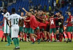 Sensacija: Afrikos čempionai pasirodymą Nacijų taurėje baigė jau grupių etape