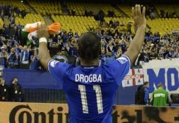 "Spauda: kitas D. Drogba karjeros posūkis - ""Corinthians"" klubas"