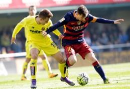 """Ar 17-tas kartas nemeluos? Įsibėgėjusi """"Villarreal"""" stoja į kovą prieš """"Barcelona"""" (apžvalga)"""