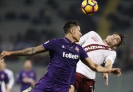 """A. Belotti dublis padėjo """"Torino"""" išplėšti tašką iš """"Fiorentina"""" nagų (VIDEO)"""