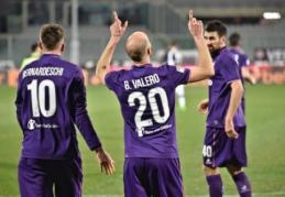 """Fiorentina"" sutriuškino ""Udinese"" (VIDEO)"