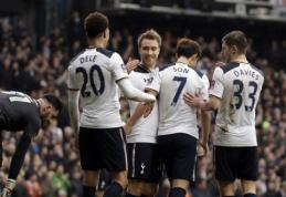 """FA taurė: """"Tottenham"""" sumalė į miltus """"Millwall"""" ekipą (VIDEO)"""