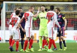 """Monaco"" pergalė prieš ""Bordeaux"" pažymėta nuostabiu J. Moutinho smūgiu (VIDEO)"