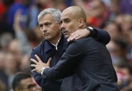 A. Karanka: geriausias pasaulio treneris yra ne Guardiola, o Mourinho