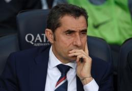 """L. Messi nebūtų patenkintas, jei """"Barcos"""" trenerio vairą perimtų """"Athletic"""" strategas"""