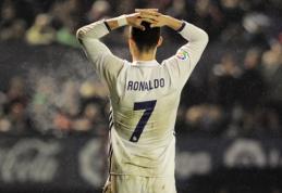 """C. Ronaldo ir T. Kroosas praleis dvikovą su """"Deportivo"""""""